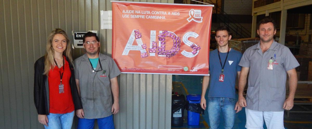 1º de Dezembro é o Dia Mundial contra a AIDS