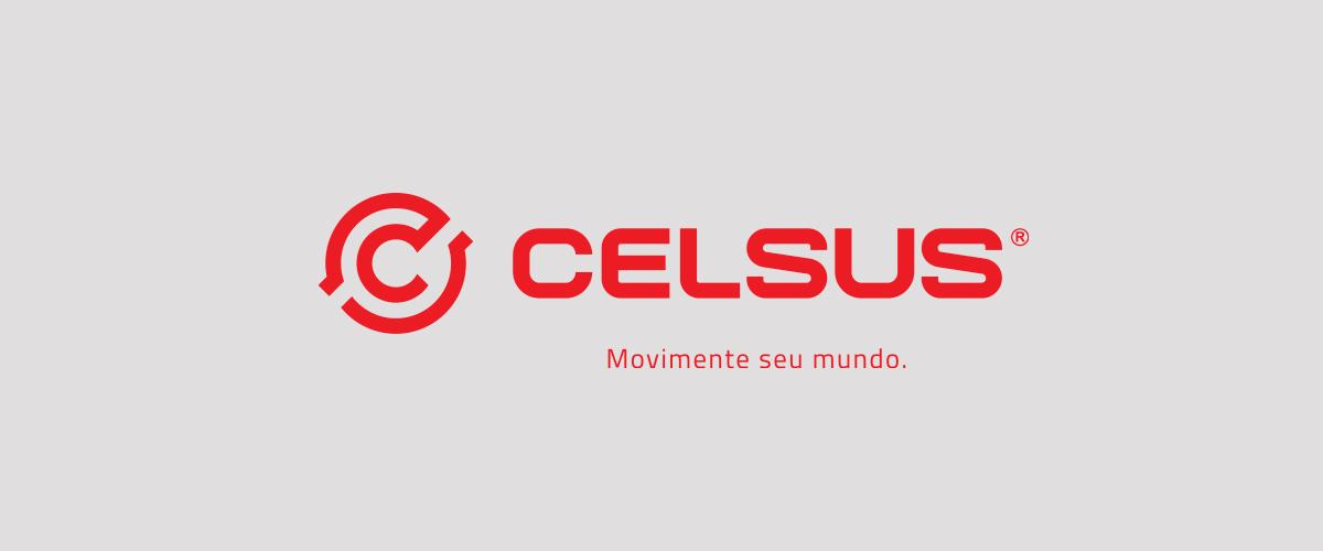 A nova identidade visual Celsus