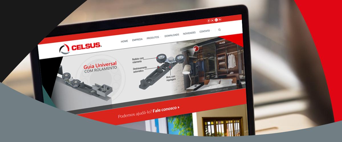 Celsus lança novo site