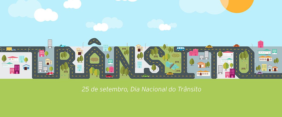 25 de Setembro   Dia Nacional do Trânsito