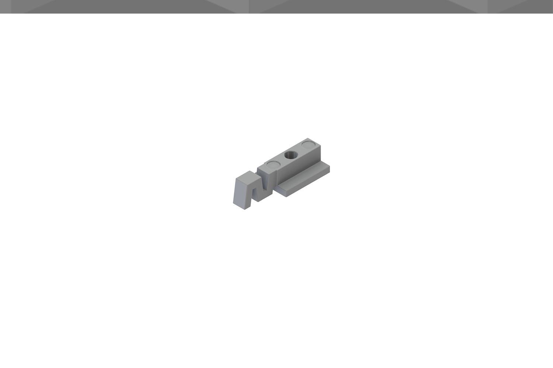 FREIO NYLON 4,25mm X 6,4mm |CM 15